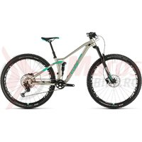 Bicicleta Cube Sting WS 120 Pro 29'' Titan/Mint 2020