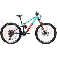 Bicicleta Cube Sting WS 140 HPC  SL Team Ws 2021