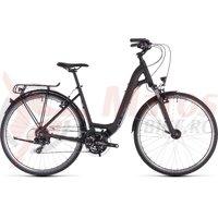 Bicicleta Cube Touring Easy Entry Black/Blue 2019