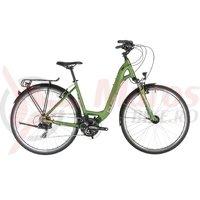 Bicicleta Cube Touring Easy Entry Green/Silver 2019