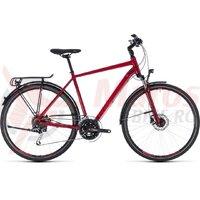 Bicicleta Cube Touring EXC darkred/red 2018