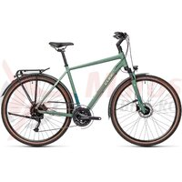 Bicicleta Cube Touring EXC Greenblue/BlueGreen 2021
