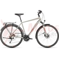 Bicicleta Cube Touring EXC Grey/Orange 2019