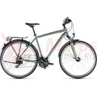 Bicicleta Cube Touring green/silver 2018