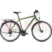 Bicicleta Cube Touring Green/Silver 2019