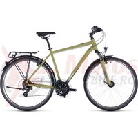 Bicicleta Cube Touring Green/White 2020