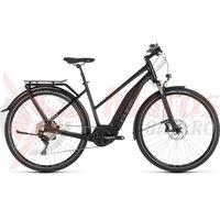 Bicicleta Cube Touring Hybrid EXC 500 Trapeze Black/Grey 2019