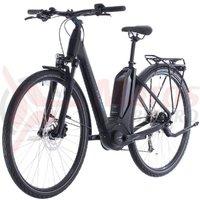Bicicleta Cube Touring Hybrid One 400 Easy Entry Black/Blue 2020