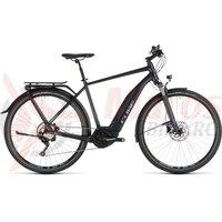 Bicicleta Cube Touring Hybrid PRO 500 Darknavy/Blue 2019
