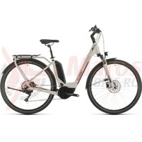 Bicicleta Cube Touring Hybrid Pro 500 easy entry grey/red 2020
