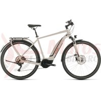 Bicicleta Cube Touring Hybrid Pro 500 grey/red 2020