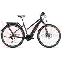 Bicicleta Cube Touring Hybrid PRO 500 Trapeze Darknavy/Blue 2019