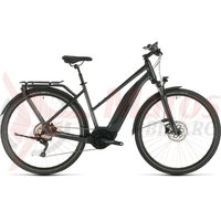 Bicicleta Cube Touring Hybrid Pro 500 trapeze iridium/black 2020
