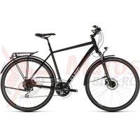 Bicicleta Cube Touring One Black/Grey 2019