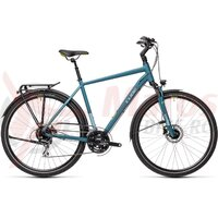 Bicicleta Cube Touring One Blue/Greyblue 28' 2021