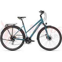 Bicicleta Cube Touring One Trapeze Blue/Greyblue 28' 2021