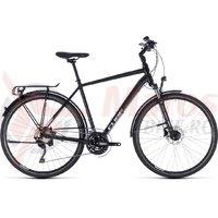 Bicicleta Cube Touring SL black/white 2018