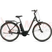 Bicicleta Cube Town Hybrid SL 500 Easy Entry iridium/gold 2020