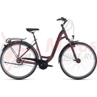 Bicicleta Cube Town Pro Easy Entry Red/Black 2020