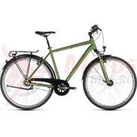 Bicicleta Cube Town Pro Green/Silver 2019