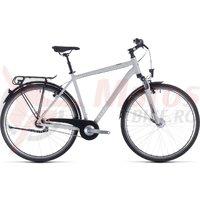 Bicicleta Cube Town Pro Grey/White 2020