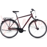 Bicicleta Cube Town Pro Red/Black 2020
