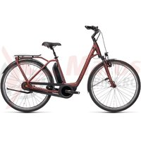 Bicicleta Cube Town RT Hybrid Pro 500 Easy Entry Red/Red  2021