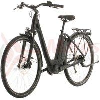 Bicicleta Cube Town Sport Hybrid One 400 Easy Entry Black/Grey 2020