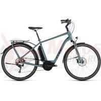 Bicicleta Cube Town Sport Hybrid PRO 500 Blue/Black 2019