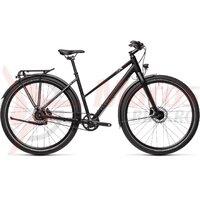 Bicicleta Cube Travel Pro Trapeze Black/Teak 2021