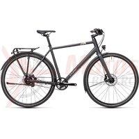 Bicicleta Cube Travel SL Iridium/Silver 2021