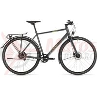 Bicicleta Cube Travel SL Trapeze Iridium/Green 2019