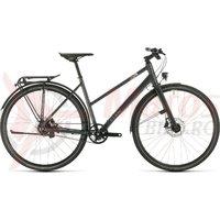 Bicicleta Cube Travel SL Trapeze Iridium/Silver 2020