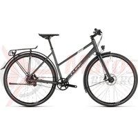 Bicicleta Cube Travel SLT Trapeze Iridium/Grey 2019