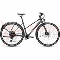 Bicicleta Cube Travel Sport Trapeze Iridium/Green 2021