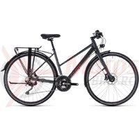 Bicicleta Cube Travel Sport Trapeze iridium/red 2018