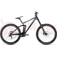 Bicicleta Cube TWO15 Race 27.5 black/green 2018