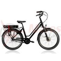 Bicicleta Devron 26122 26' neagra 2019