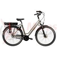 Bicicleta Devron 28122 gri 2019