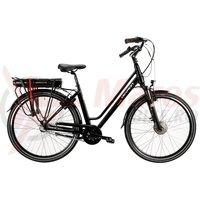 Bicicleta Devron 28122 neagra 2019