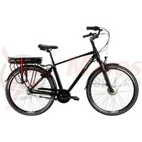 Bicicleta Devron 28123 negru mat 2019