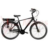 Bicicleta Devron 28125 neagra 2019