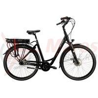 Bicicleta Devron 28126 neagra 2019