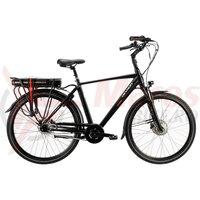 Bicicleta Devron 28127 neagra 2019