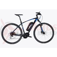 Bicicleta Devron 28163 negru mat 2017