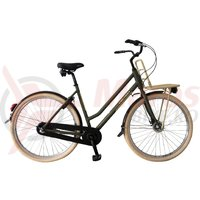 Bicicleta Devron 2862 Nelson negru mat