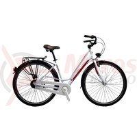 Bicicleta Devron City Lady LC1.8 crimson white