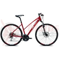 Bicicleta Devron Cross LK2.8 fiery red 2017