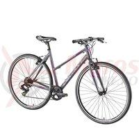 Bicicleta Devron Lady Urbio LU1.8 ash grey 2017
