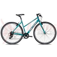Bicicleta Devron Lady Urbio LU1.8 electric blue 2017
